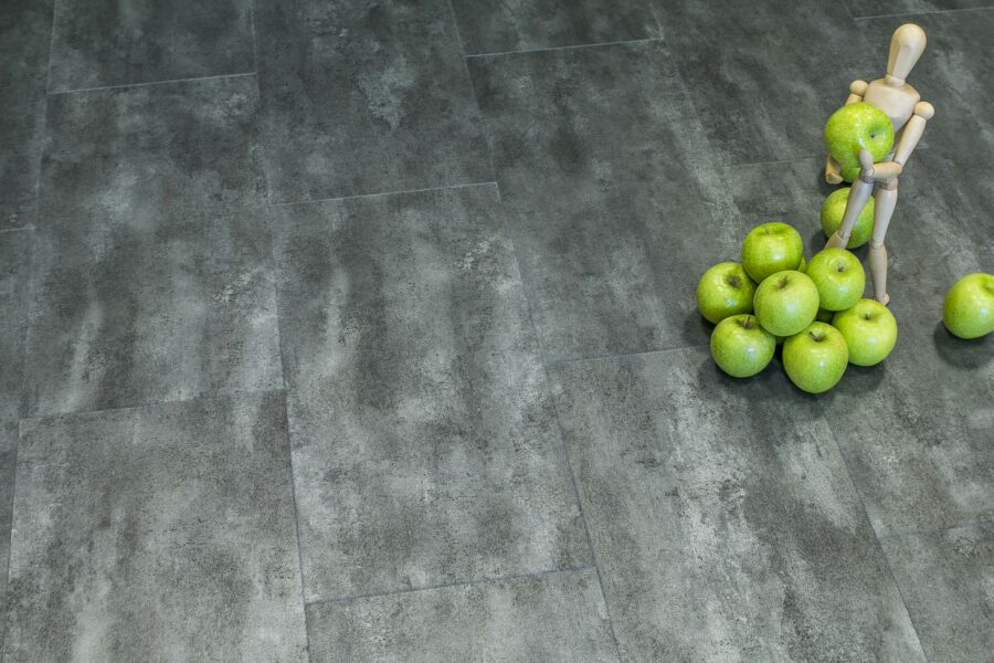 Что такое кварцвиниловая плитка?