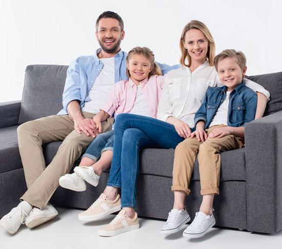 Мебель для всей семьи в рассрочку от «Формула мебели»