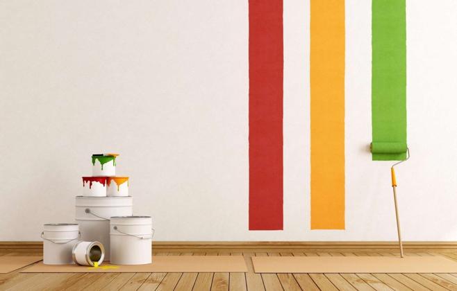 4 важных правила при покраске стен, которые необходимо знать