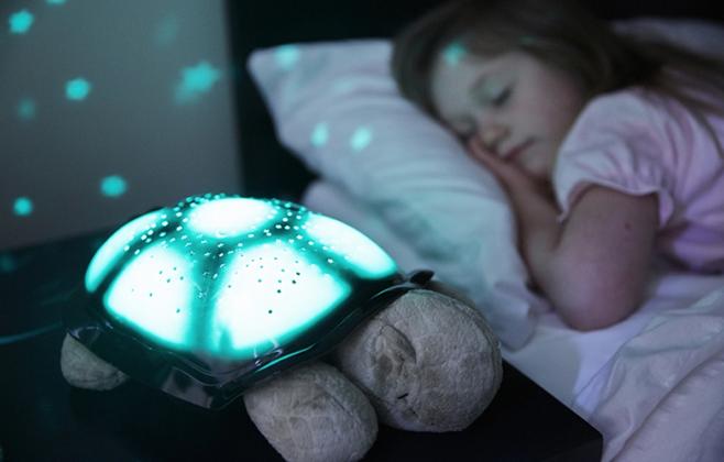 Как подобрать освещение для детской комнаты