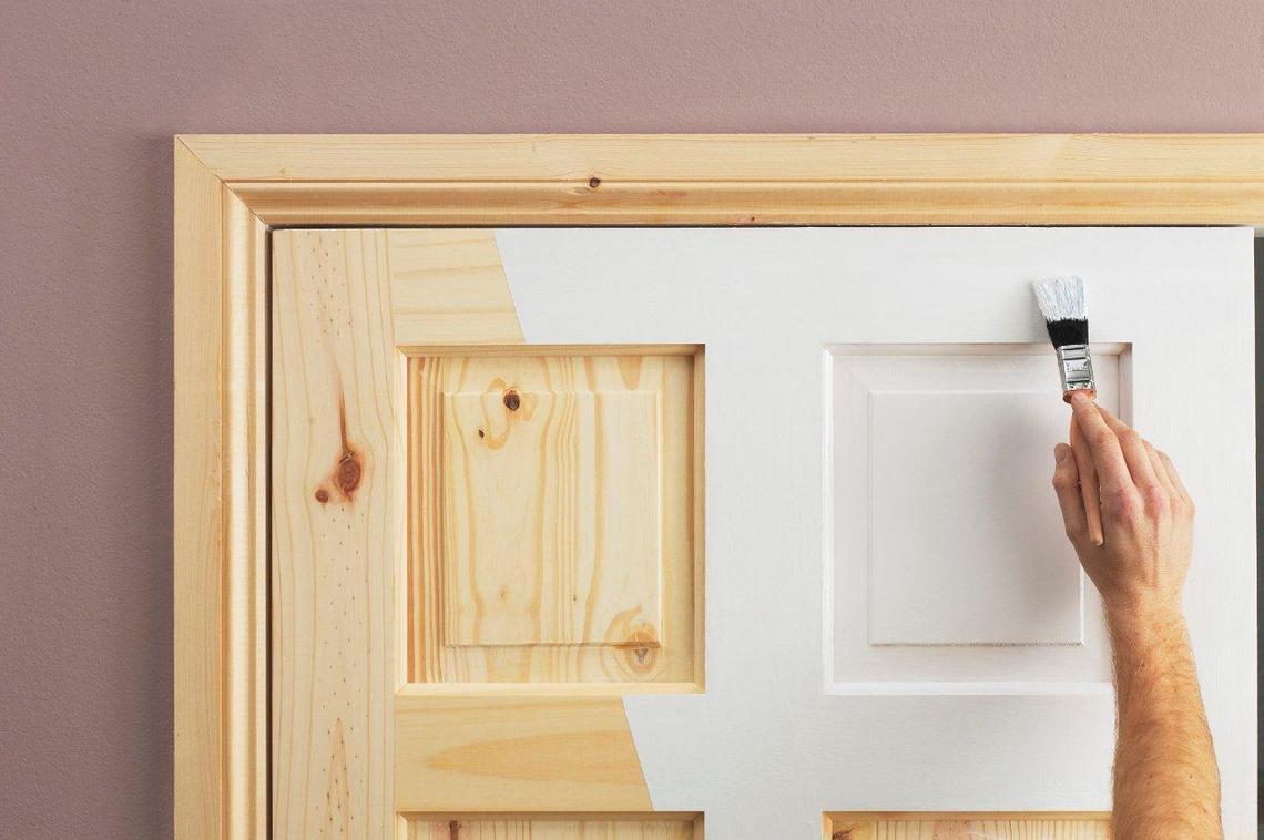 5 советов для покраски дверей. Красьте двери как профессионал!
