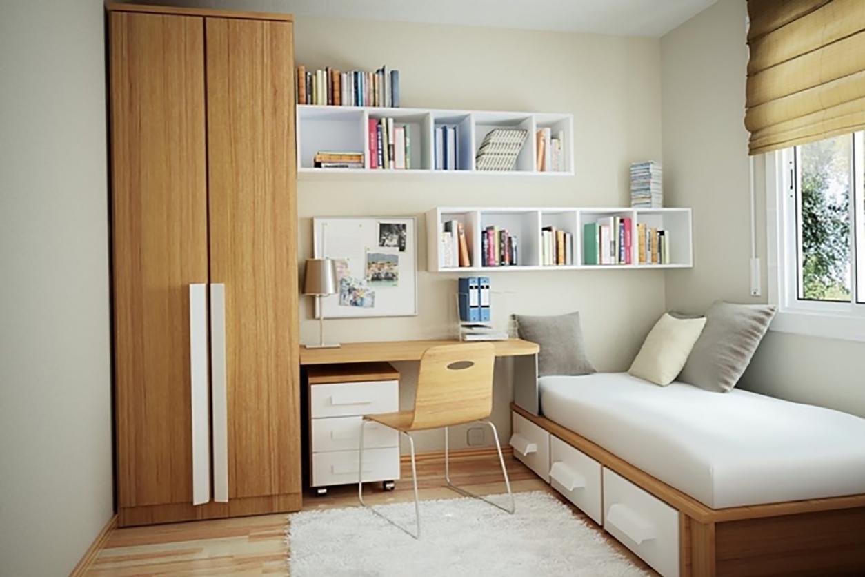 3 новых решения при выборе цвета для маленькой комнаты. Советы по выбору оттенков для покрытий и мебели