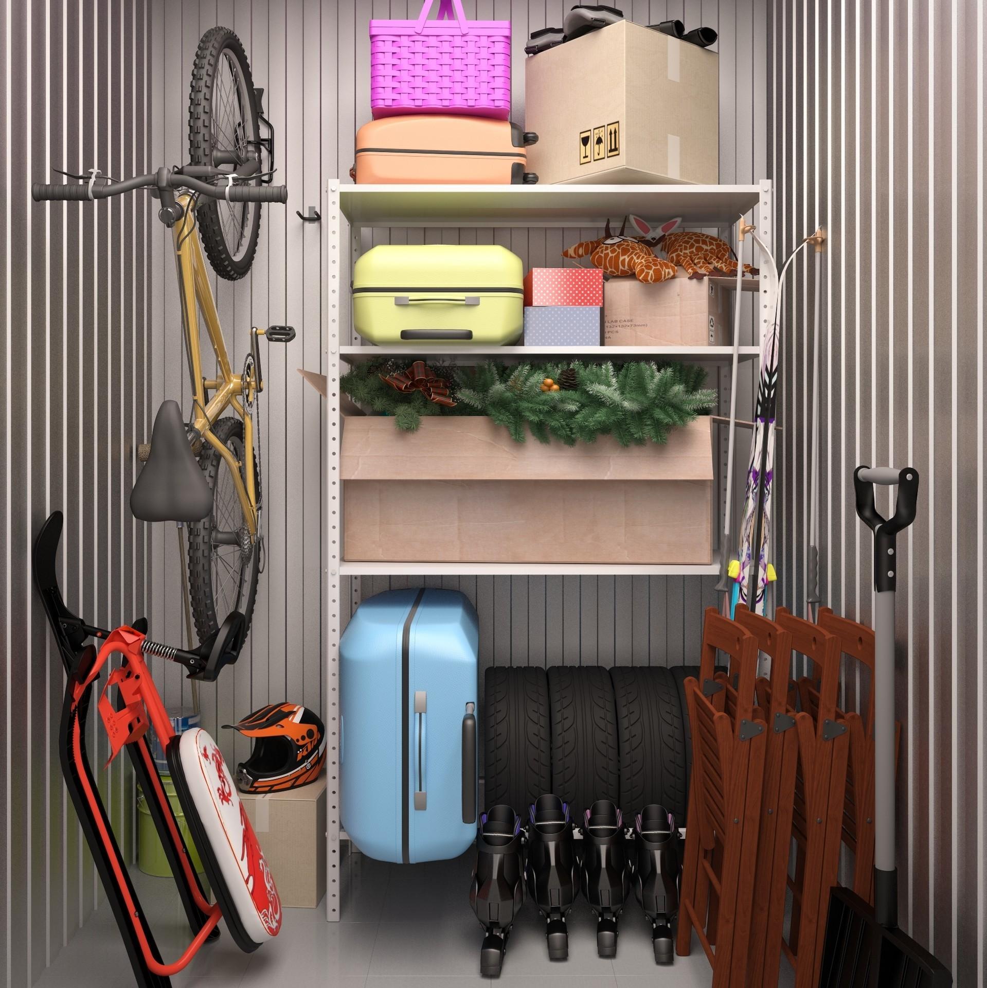 Как сделать кладовку в квартире?