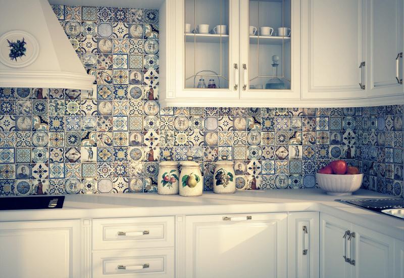 Как выбрать настенную плитку для кухни?