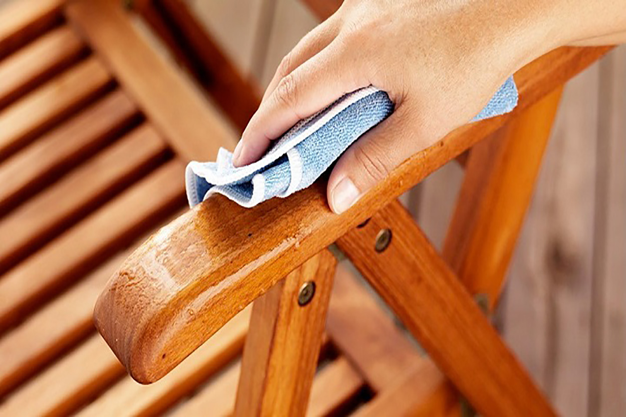 Уход за деревянной мебелью. Практические советы