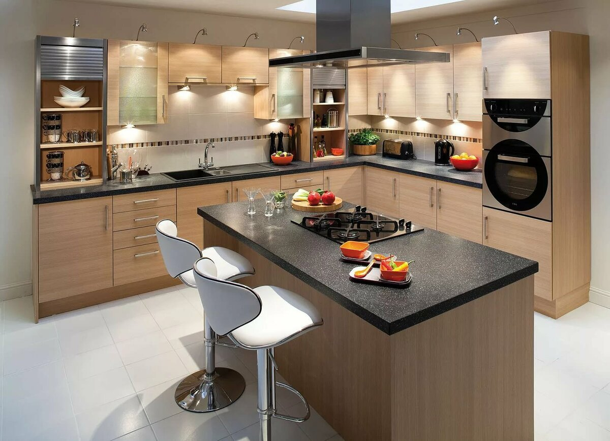 Как сделать идеальный ремонт на кухне?