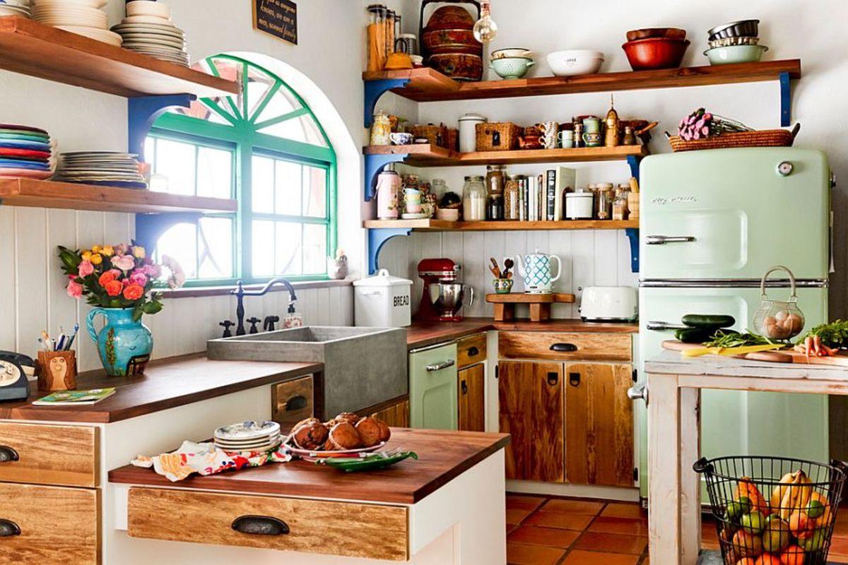 Самобытный дизайн кухни. Как создать?